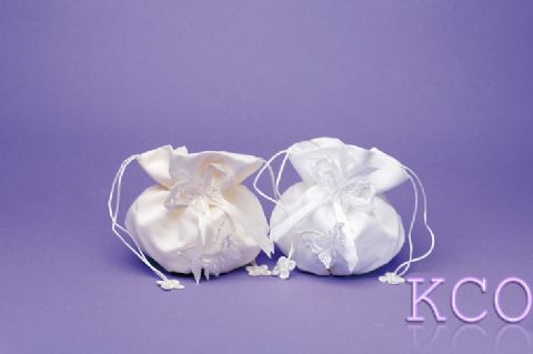 Dolly Bag Style M6151 White~ Special Occasion